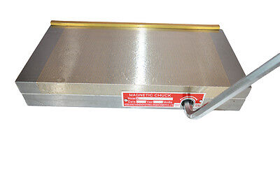 Permanent Magnetic Chuck For Grinding Machine 612 Inch