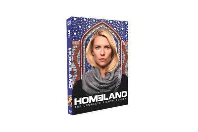 Homeland Season 8 FREE SHIPPING! BRAND NEW SEALED 3 Discs