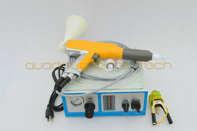 NEW electrostatic powder coating machine spray gun