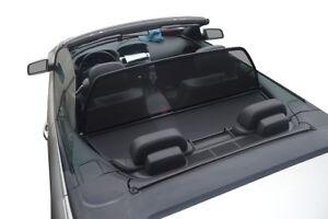 BMW 6 SERIES CONVERTIBLE WIND DEFLECTOR 2004-2010 E64 WINDSTOP SCREEN SHIELD NEW