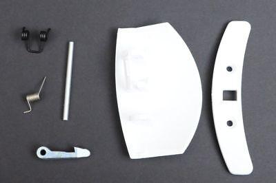 AEG Lavamat Waschmaschine - Tür Griff Bullauge Weiß (Kit komplett) 50276416000 ()