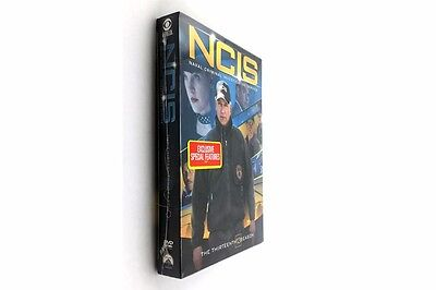 NCIS The Thirteenth Season 13 (DVD, 2016, 6-Disc Set)