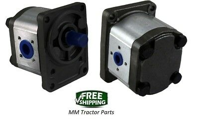 New Hydraulic Pump John Deere 1250 1450 1650 Compact Tractor Ch16636