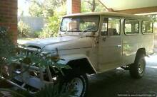 1980 Toyota HJ45 LandCruiser Troop Carrier Richmond Yarra Area Preview