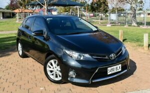 2013 Toyota Corolla ZRE182R Ascent Sport S-CVT Black 7 Speed Constant Variable Hatchback Ingle Farm Salisbury Area Preview