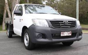 2013 Toyota Hilux Ute REGO AND RWC