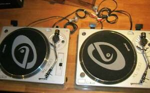 Gemini XL-300 DJ Turntable's Direct Drive Port Noarlunga Morphett Vale Area Preview