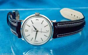 VINTAGE-TIMEX-MENS-MAD-MEN-ERA-ALUMINUM-MECHANICAL-WATCH