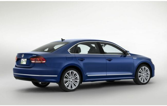 Passat Blue Motion Concept: VW will in Amerika Sprit sparen