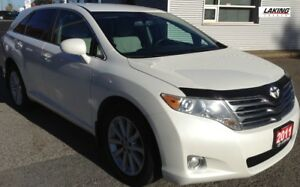 2011 Toyota Venza AWD ONE OF THE BEST MIDSIZE FIVE-SEAT CROSSOVE