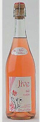 6 Flaschen Jive Sekt & Erdbeere a 0,75L Party Erdbeersekt
