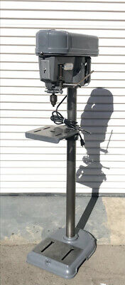 Rockwell 12 Hp 15 Drill Press 12 Chuck Model 15-017 Made In Usa