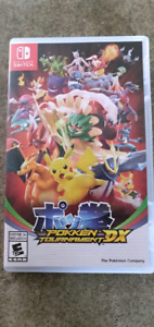 Pokken Tournament for the Switch