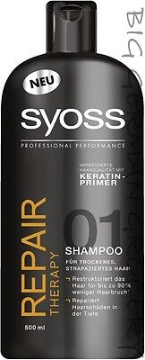 SYOSS Germany - Professional Performance - Repair Therapy Shampoo - 500 ml