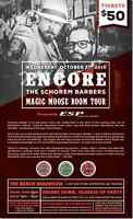 THE SCHOREM BARBERS ENCORE - Presented by ESP Salon Sales