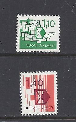 FINLAND - 689-690; 696-697; 699 - MNH/MLH - 1984 ISSUES
