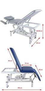 Chiropractic Bed Physiotherapist Table Chair Adjustable Electric Rocklea Brisbane South West Preview