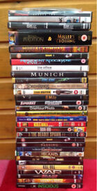 Job lot of DVD movies/series for sale