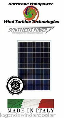 10w Peimarsynthesis 12v Poly-crystalline Solar Panel 10 Watt Off Grid Rv Marine