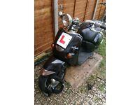 Aprilia Mojito Custom 125cc