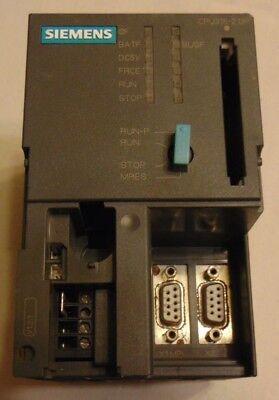 Siemens 6es73152af030ab0 Cpu Module Simatic S7-300 Tested