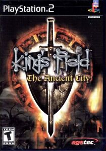 Looking for / Cherche King's Field: The Ancient City PS2