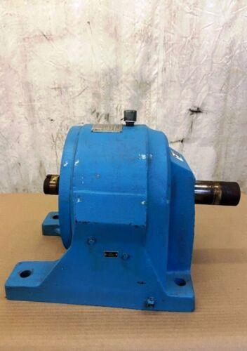 LINK-BELT HELICAL GEAR SPEED REDUCER, 30-392081-HH, 6.48 HP, 38.4 RATIO, DDT