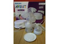 REDUCED! Phillips electric breast pump