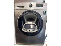 SAMSUNGAddWash WW80K5410UX Washing Machine - Graphite £329.99