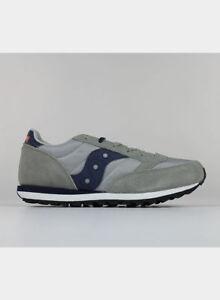 acf7eb076b17 Saucony Jazz Scarpe Sneaker Ragazzo Sy57153-grey navy 38