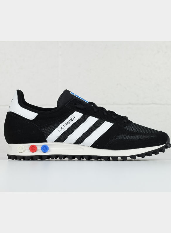 Sneaker ADIDAS Originals La Trainer cq2277 Nero Bianco