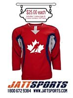 CUSTOM TEAM HOCKEY JERSEYS AND UNIFORM SPECIALS