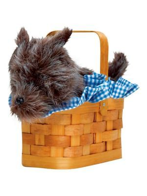 Rasta Imposta Doggie Basket/Purse Toto Wizard of Oz New