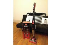 Hoover Unplugged Cordless Vacuum Cleaner with 45 Minute Runtime, 20.4 V - Black
