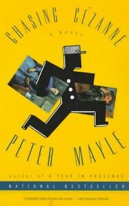 Good, Chasing Cezanne, Mayle, Peter, Book
