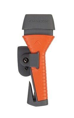 Lifehammer Gurtmesser Scheibe Notfall Hammer