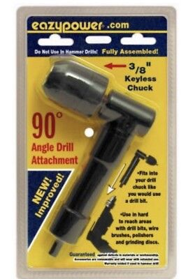 Eazypower Corp 90-degree Angle Drill Attachment 81544