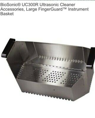 Uc310 Basket For Biosonic Uc300 And Uc300r Ultrasonic Cleaner