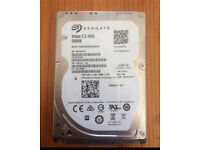 BRAND NEW!!! 2.5 500GB SEAGATE INTERNAL HARD DRIVE
