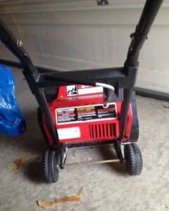 Put down the shovel and grab this great little snowblower