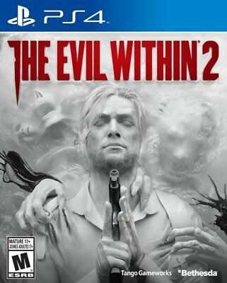 The Evil Within 2 (PlayStation 4, Bethesda) PS4 - Brand New/Factory Sealed