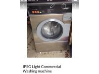 IPSO Light commercial washing machine