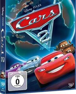 Dvd-Cars-2-2011-Neu-Ovp