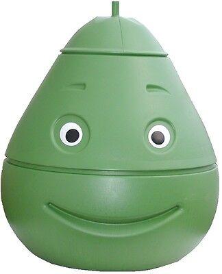 Regenbirne Billy 450 Liter  Regentonne,Regenwasserbehälter,Wasserfass