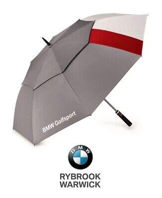 Genuine BMW Golfsport Umbrella 2019 80232460954
