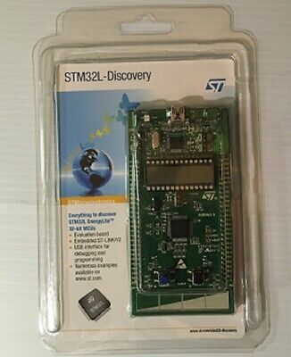 Stm32l Discovery Evaluation Board