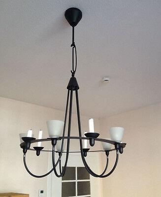 kerzen kronleuchter eisen gebraucht kaufen nur 4 st bis 75 g nstiger. Black Bedroom Furniture Sets. Home Design Ideas