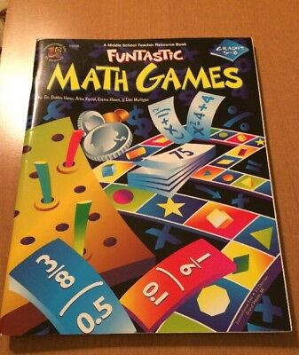 5 Grade Math Games (Funtastic Math Games Grade)