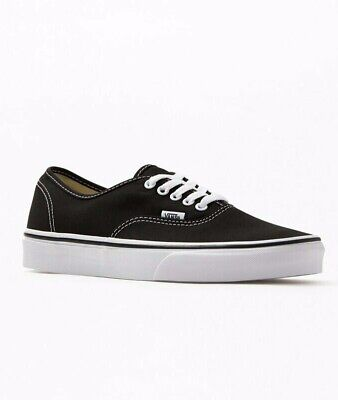 Vans Classic Authentic Black Unisex