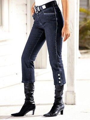 20 Stück 7/8-Jeans Hose in 4-Pocket-Form versch. Farben und Größen Top-Angebot!